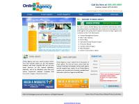 Website for travel agency | Travel Agents Website Design