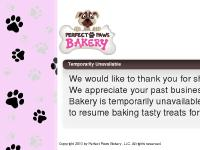 Dog Bakery Online | Perfect Paws Bakery