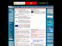 ISDN/Analog, Mobilfunk, VoIP, Webhosting