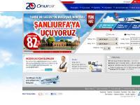onurair.com.tr Onurair,Onur Air,Uçak Bileti