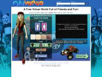 Virtual World of Onverse – Free virtual world to shop, build, play games and chat!