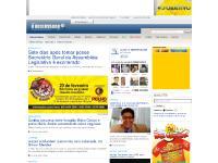 oobservador.com.br Jornal, Jornal na Internet, Jornal Online