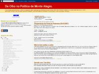 De Olho na Política de Monte Alegre.