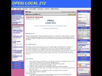 opeiulocal212.org Lockouts: Us & NFL and NBA, WNY Labor Today re: OPEIU & BCBS, WNY Labor Today re: OPEIU & BCBS