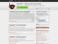 OpenMPT.org - Home of Open ModPlug Tracker | OpenMPT - Discover the music inside...