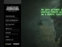 Operation Commando | 18th—20th October 2013