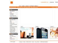 orange.sn Accueil, Assistance, Offres