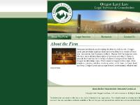 Oregon Land Law: Portland, Oregon Land Use Attorney Office
