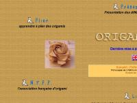 Origamania : l'Origami ou l'art du pliage de papier (apprendre l'origami, plier des origamis)