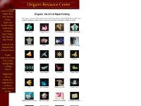 Origami Resource Center: everything you need is here!