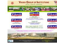 Vikash Group of Institutions : India