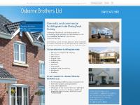 Building Contractors - Woking, Surrey | Osborne Brothers Ltd