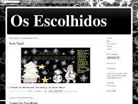 osescolhidosofficial.blogspot.com Bom Natal, 08:30, 0 comentários