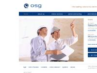 Outsource Services Group - the leading outsource service provider to the insurance market