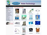 Osmosia Water Technology :: Reverse Osmosis System, RO plant, Water Treatment, Drinking Water, DM Plant, Hot and Cold Water Dispenser, Activated Carbon, Household RO System Bangladesh