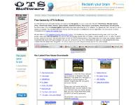 otssoftware.com free games, freeware games, free game downloads