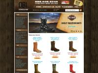Harley Davidson Boots, Twisted X Boots, John Deere Boots, Kids Cowboy Boots