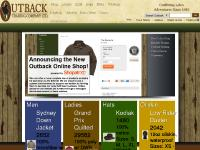 Outback Trading Company LTD. - Outfitting Life's Adventures since 1983
