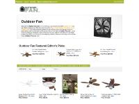 Outdoor Fans, Monte Carlo Outdoor Fans, Emerson Outdoor Fans, Monte Carlo Outdoor Fan