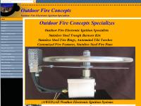 outdoorfireconcepts.com Products, Gallery, Warrant and Return Policy