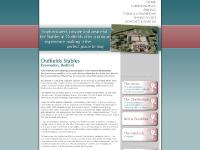 Outfields Farm ::: Self Catering Accommodation in Bedford, Bedfordshire
