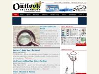 Home - Daily Outlook Afghanistan, The leading Independent Newspaper in Afghanistan