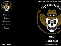 Outriders MCC England