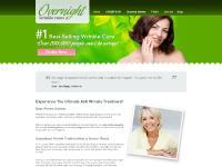 Wrinkle Treatment - Get rid of Under Eye Wrinkles by Overnight Wrinkle Cures