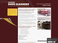 Oven Cleaning - Kidlington, Oxford | Oxfordshire Oven Cleaners