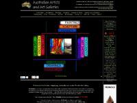 Australian artists, Australian Art Galleries. Oz Artists Australia.