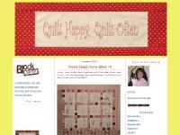pacificpatchwork.typepad.com Quilt Happy, Quilt Often, Block Party 6 Sampler Quilt