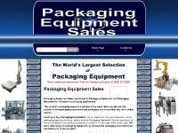packaging-equipment-sales.com Packaging Equipment, Packaging Machinery, Packaging Equipment Sales
