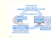 Welcome to PADBOOK: delivering digital creative courses to prison libraries