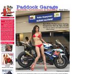paddockgarage - FastDates.com Paddock Garage - Sportbike, Superbike, American V-Twin Engine and Suspension Modification and Tuning. Home of the FastDates.com motorcycle swimsuit calendars Fast Dates, Iron & Lace, Garage Girls.