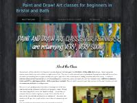 Informal, friendly art classes for Beginners in Bristol and Bath - Home