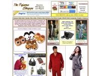 Silk Pajamas and Fine Lingerie for Men and Women