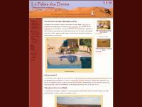 Hotel à Merzouga, bivouac dans les dunes de l'Erg Chebbi avec le Palais des Dunes