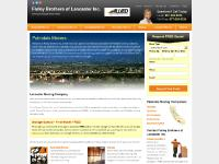 Palmdale Movers - Lancaster Movers - Palmdale Moving Company - Farley Brothers of Lancaster Inc.