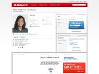 pamthornton.com Insurance, Mutual Funds, State Farm Bank®