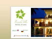 Hotel - Panchi villa - Bentota - Sri Lanka