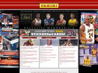paniniamerica.net Products, Checklists, Authentication
