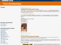Panini Basketball Blog
