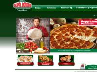 papajohnspizza.com.mx C