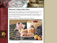 papaspastry.com Cakes, Cookies, Pastries