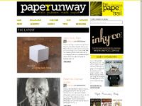 Paper Runway Magazine - Where passion meets paper