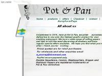 Pot&Pan Â¿ Homepage