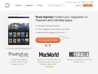 Paperton - Read and purchase magazines online