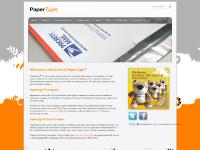 Paper Tyger | Home