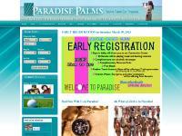 paradisepalmsinn.com Panama City Beach Hotels, beach rentals, Paradise Palms Beachside Inn