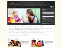 Temporary and Emergency Childcare, Temporary and Emergency Nanny Hire, Nanny Jobs,
